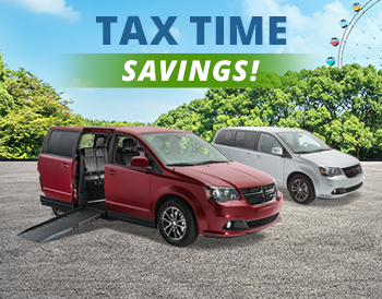 dca328b0f5 Tax Time Savings. View Details · Side Entry Accessible Van Epic