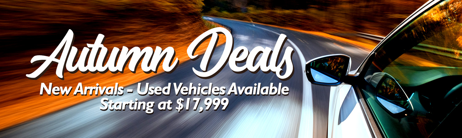 Fall Savings on Mobility Vehicles