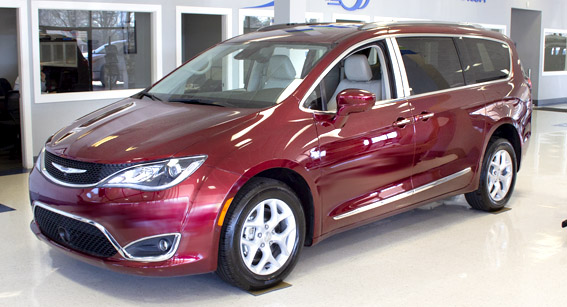 Handicapped Accessible Van Rental Rates and Requirements