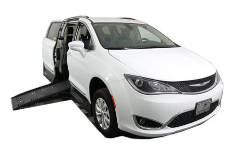 Chrysler Side or Rear Entry Conversion