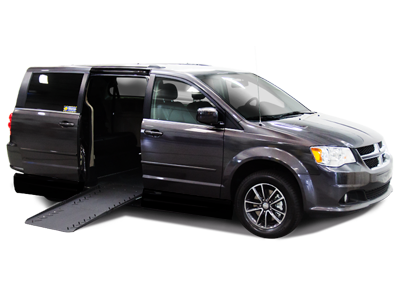 Dodge Grand Caravan Wheelchair Van Conversions