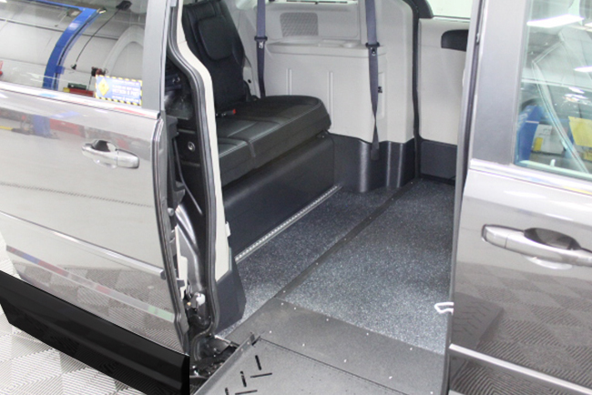 AMS Vans Legend II Conversion Photo #4