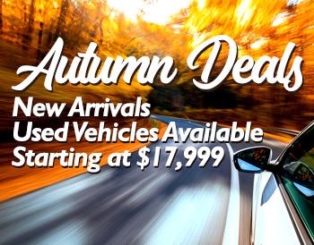Autumn Wheelchair Vans for Sale