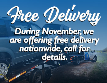 Free Shipping on Mobility Vans