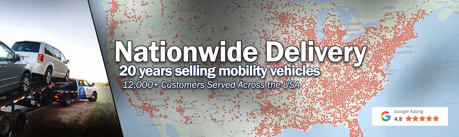 Nationwide Delivery & Service