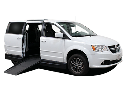 Dodge Grand Caravan Side Entry Bi-Fold Conversion