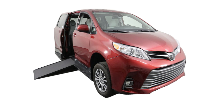 Toyota Sienna Side Entry Power In-floor