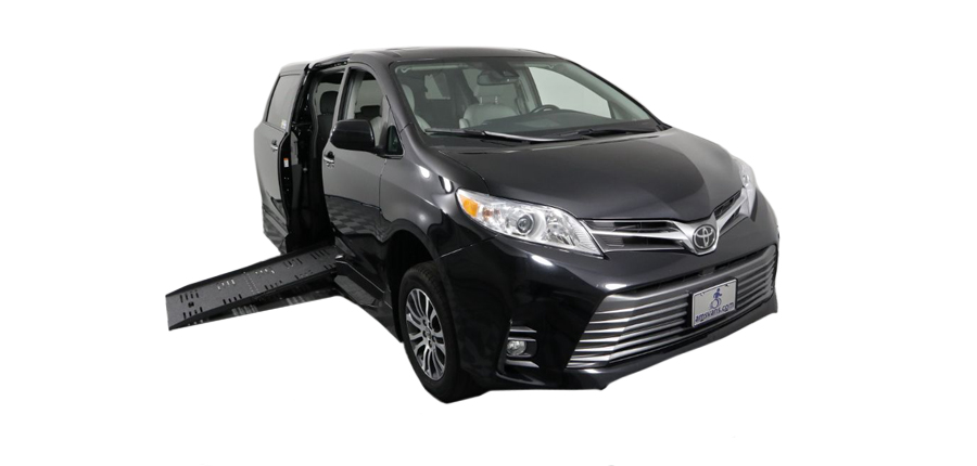 Toyota Sienna Side Entry Power Bi-fold