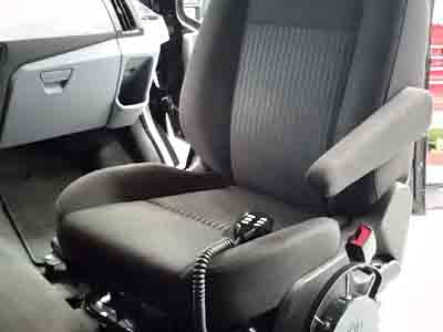 Transfer Seats for AMS Vans Wheelchair Accessible Vans