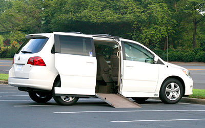 Is YOUR Vehicle A Good Candidate For Wheelchair Accessible