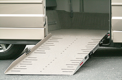 Wheelchair Ramp Vans Information