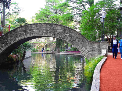 Riverwalk, San Antonio TX