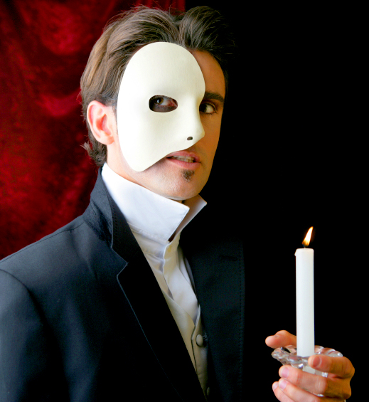 Houston Grand Opera presents Phantom of the Opera at the Wortham Theater Center