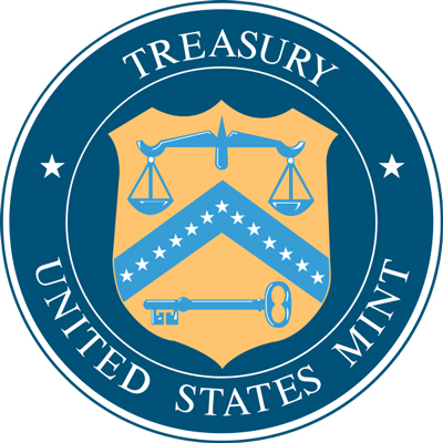 Seal of the Treasury of the United States Mint