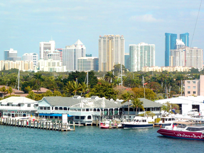 Fort Lauderdale canal community