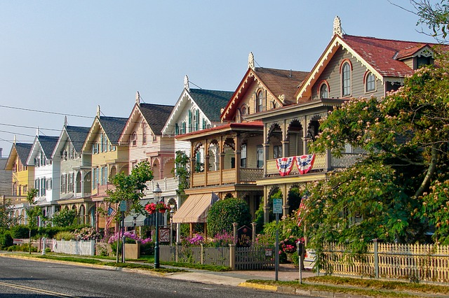 Homes in Cape May