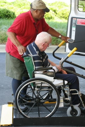 Mobility and Disability Aids for Wheelchair Vans