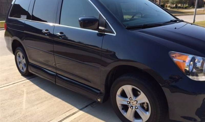 Used 2009 Honda Odyssey TOURING Wheelchair Van