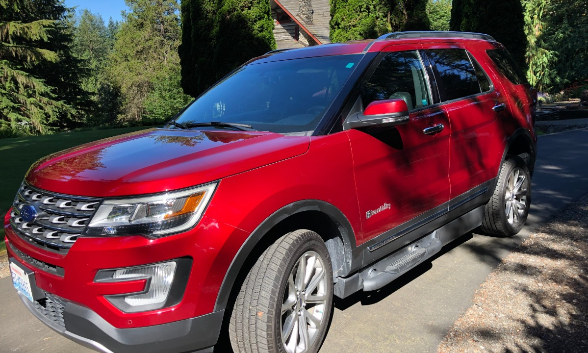 Used 2016 Ford Explorer LIMITED Wheelchair Van
