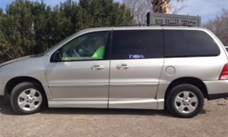 2005 Ford Freestar Wheelchair Van For Sale