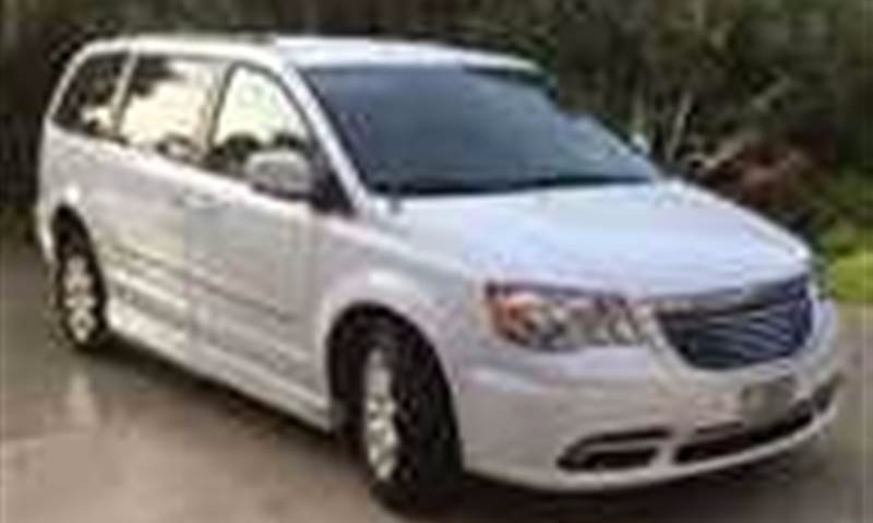 Used 2014 Chrysler Town & Country  Wheelchair Van