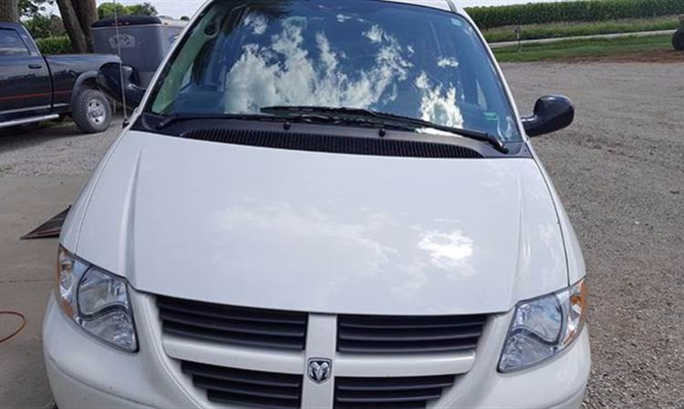 Used 2006 Dodge Grand Caravan SXT Wheelchair Van