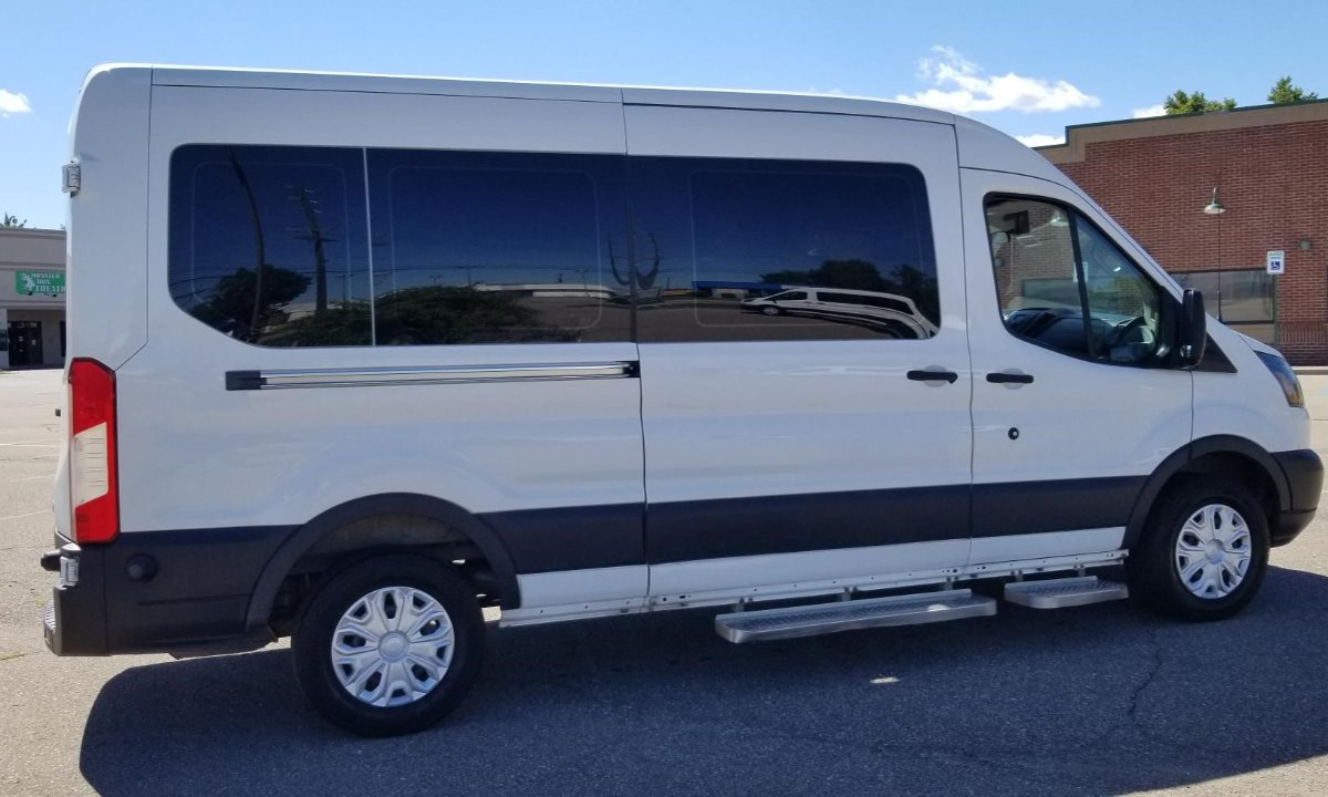Used 2015 Ford T-250 Transit XL Wheelchair Van