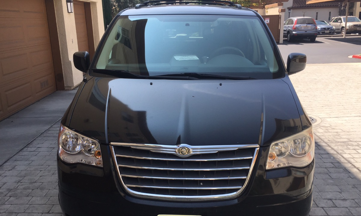 Used 2010 Chrysler Town and Country TOURING Wheelchair Van