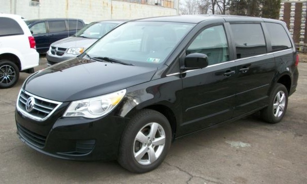 Used 2012 Vw Routan SE TOURING Wheelchair Van