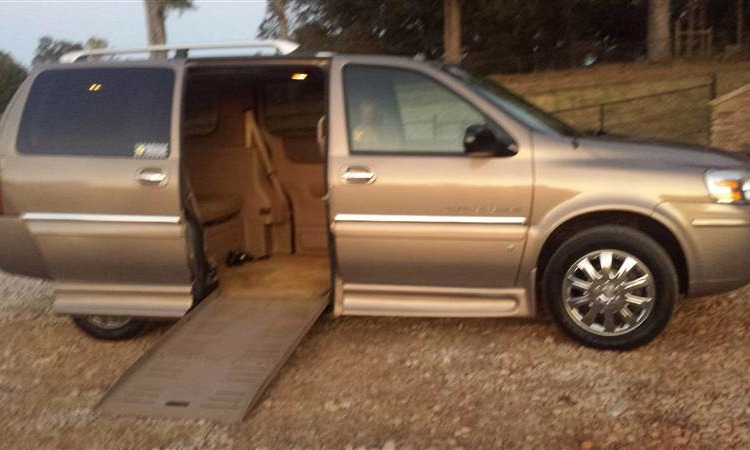 2006 Buick Terraza Wheelchair Van For Sale