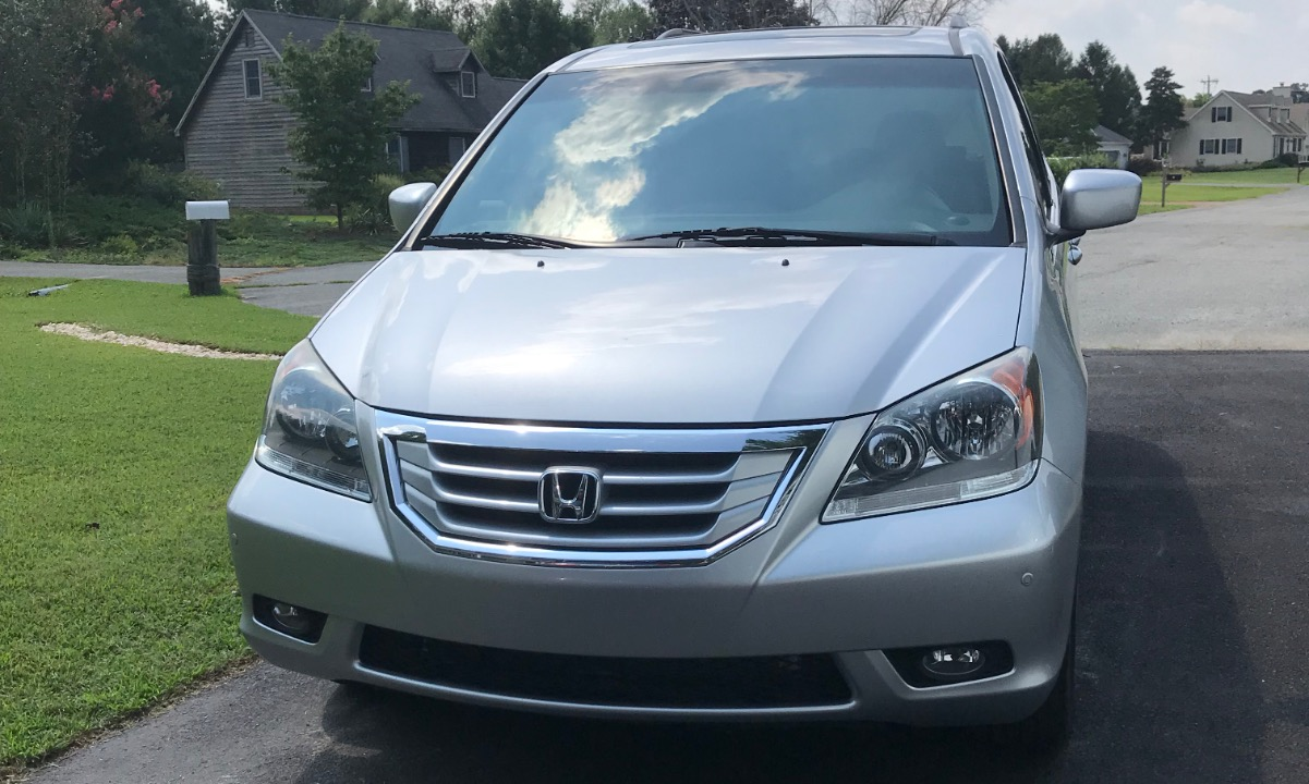 Used 2010 Honda  Odyssey  TOURING Wheelchair Van
