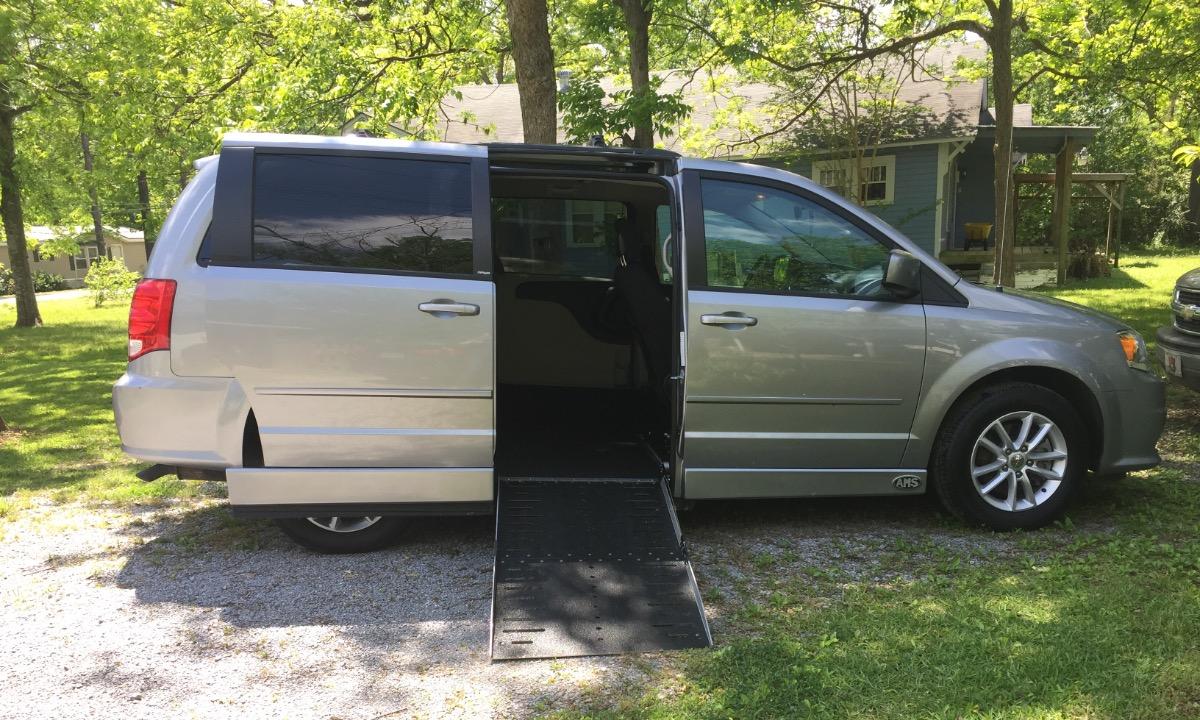 Mobility Classifieds | AMS Vans