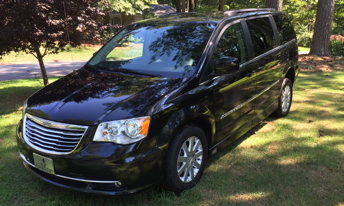 2016 Chrysler Town + Country Wheelchair Van For Sale