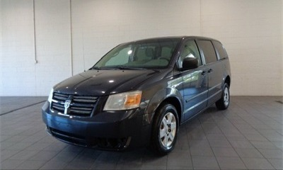 Used 2008 Dodge Caravan  Wheelchair Van