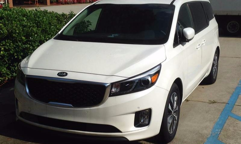 2017 Kia Sedona Wheelchair Van For Sale