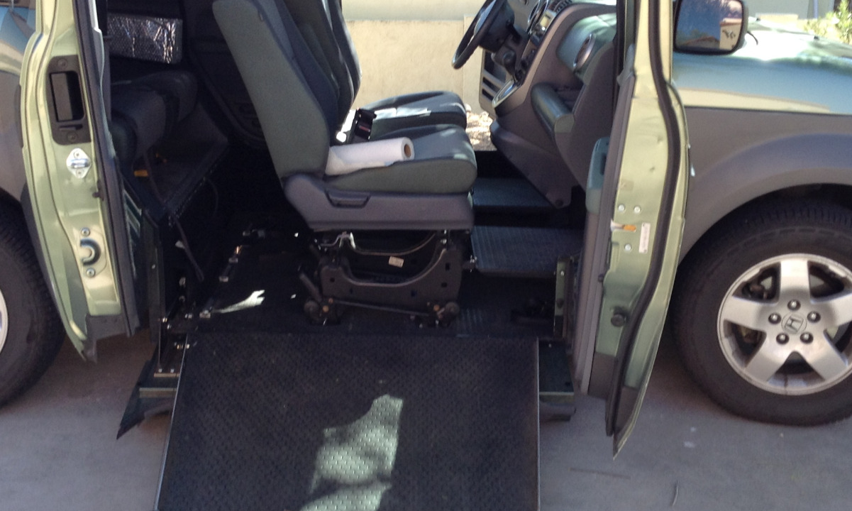 Classified Used Wheelchair Vans Previously Pre Owned Or
