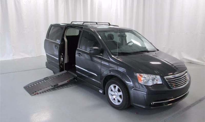 Used 2011 Chrysler Town & Country  Wheelchair Van