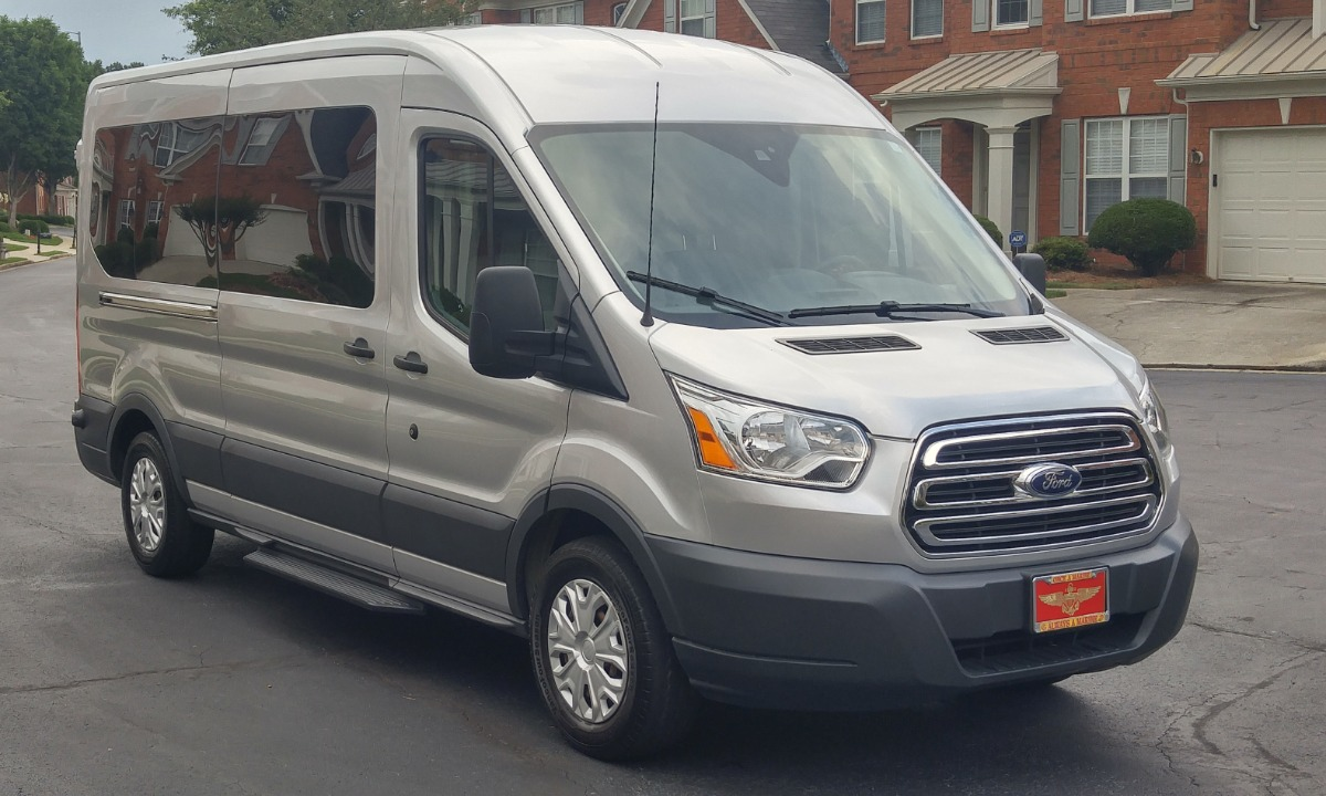 2015 Ford Transit 350 Wheelchair Van For Sale