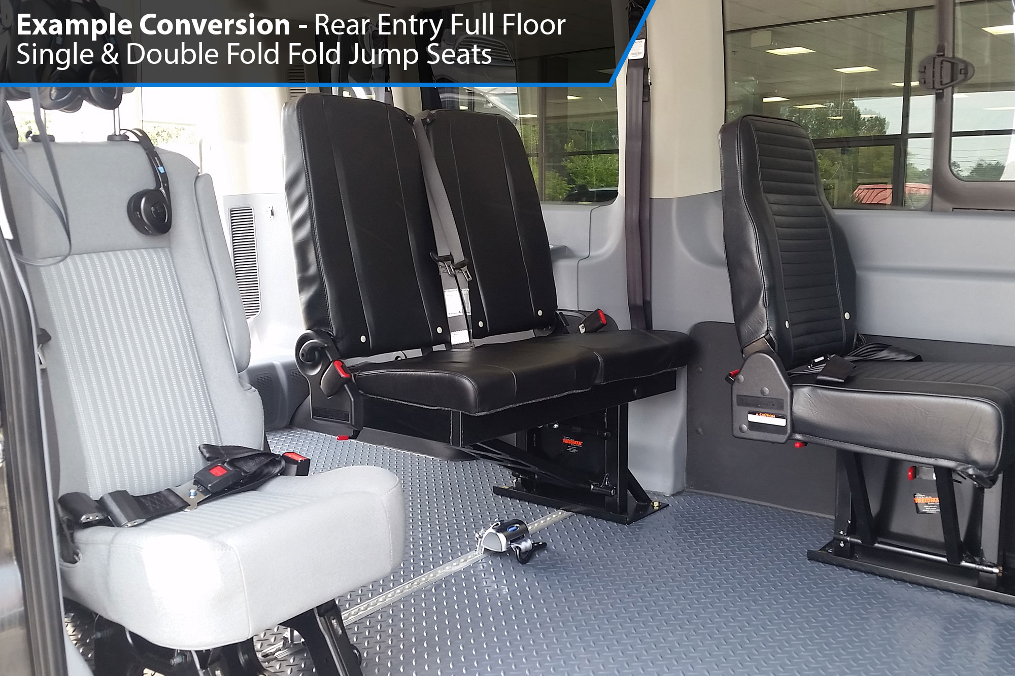 Image Result For Ford Transit Front Seat Conversion