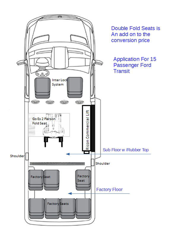 Image Result For Wheelchair Accessible Conversion Vans