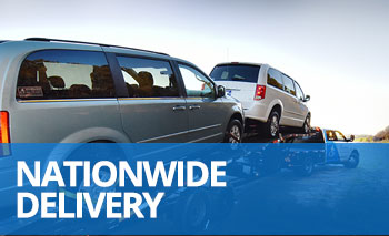 Wheelchair Accessible Van Delivery Nationwide