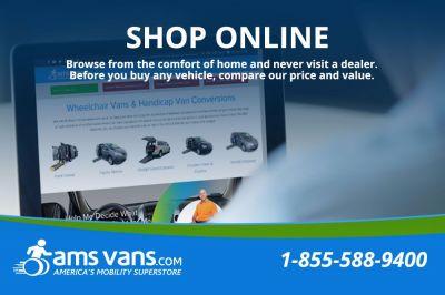 Wheelchair Conversion Van Rental