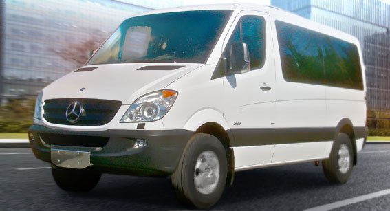 Mercedes-Benz Sprint wheelchair vans for sale