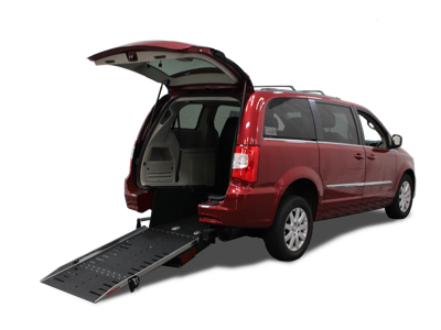 Chrysler Town & Country Handicap Van Conversions