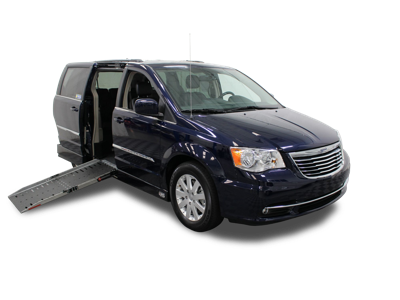 Chrysler Town amp; Country Wheelchair Vans For Sale