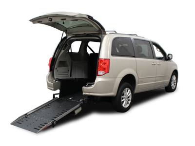 Dodge Grand Caravan Wheelchair Vans For Sale