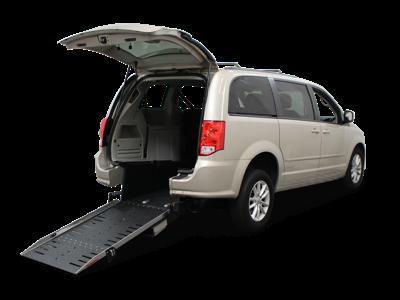 Rear Entry Accessible Van Conversions Ams Vans