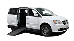Dodge Wheelchair Accessible Van Conversions