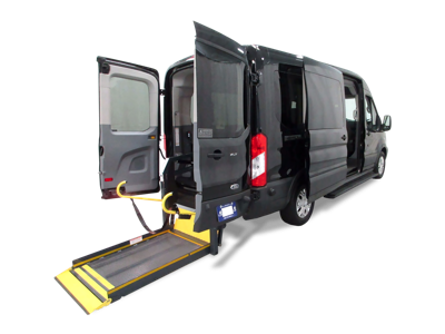 Handicap Van Conversions Available In New Jersey