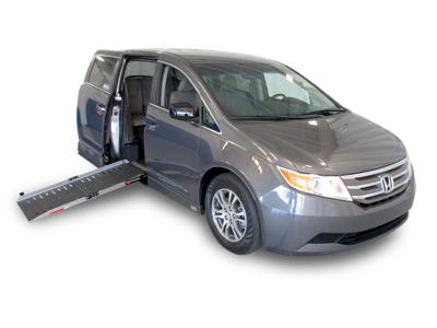 Honda Odyssey Wheelchair Accessible Conversions
